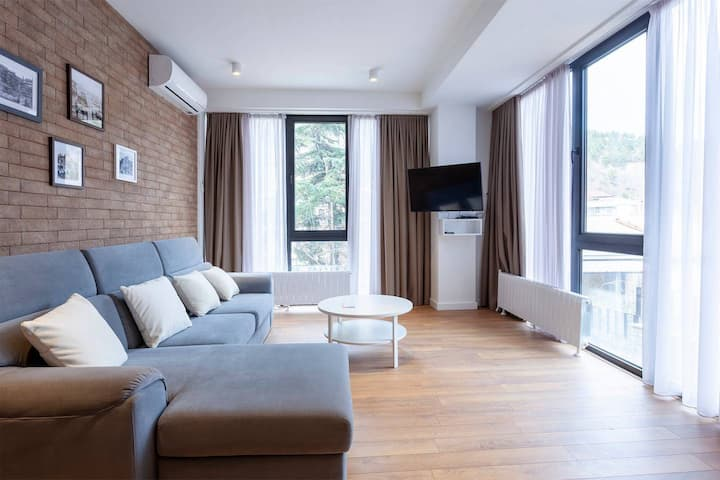 ✰1BR Apt. in Old Tbilisi In a luxurious building✰
