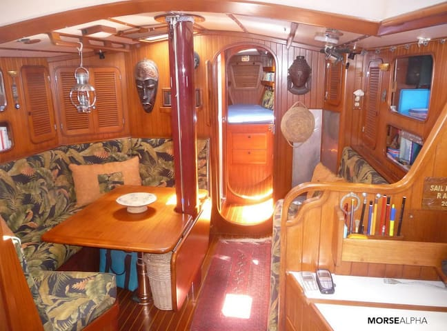 Private Cabin Aboard 44' Sailboat