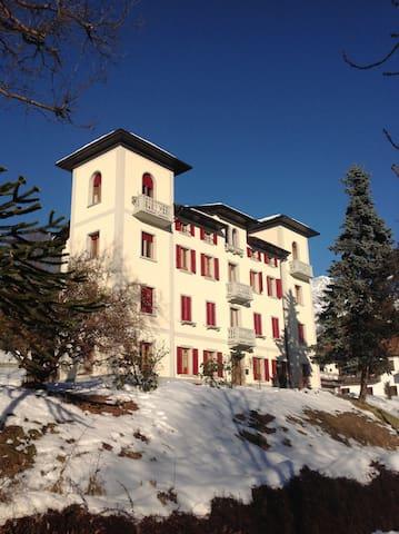 B&B Al Castel  - Lozzo di Cadore - Bed & Breakfast