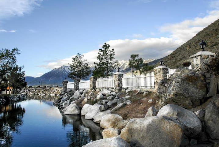David Walleys Hot Springs Resort 2BR Condo