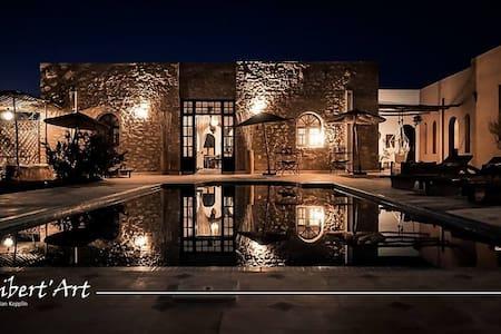 Libert'Art Essaouira Chambre verte