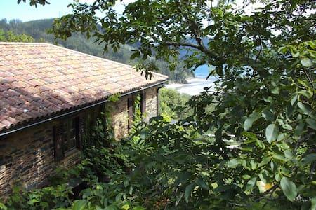Villa near Pantin/Vilarube Beach - Pantín