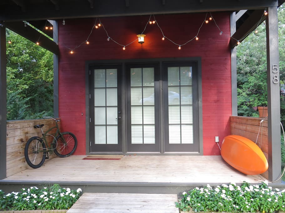 Base Camp for your Asheville Adventure!