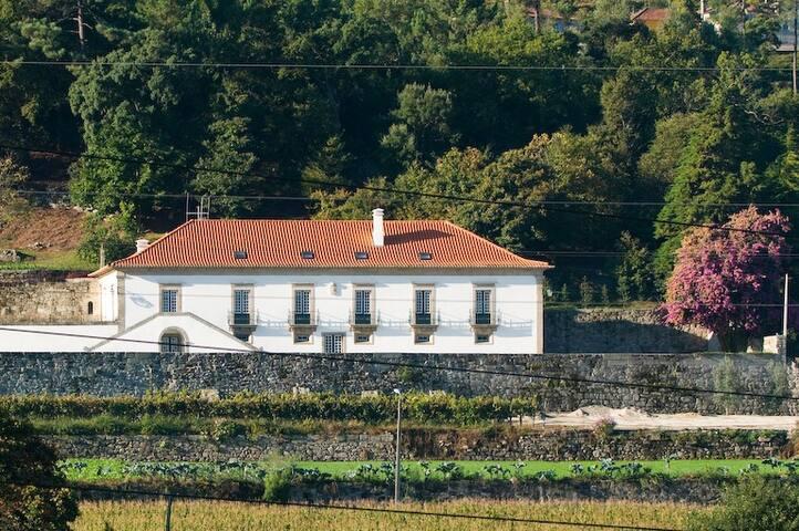 Casa de Vilela - S. Tomé de Negrelos, Santo Tirso - Villa