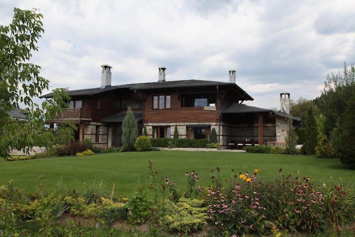 Luxury Villa Bansko - 1 - Bansko, Banya village - Dom