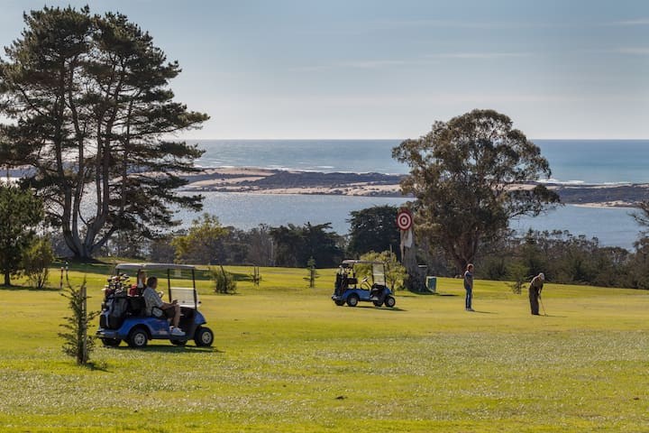 Morro Bay Golf Course with Bay Views!