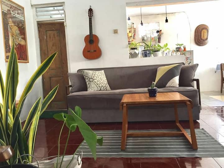 Feel at home at Rumah Pepaya