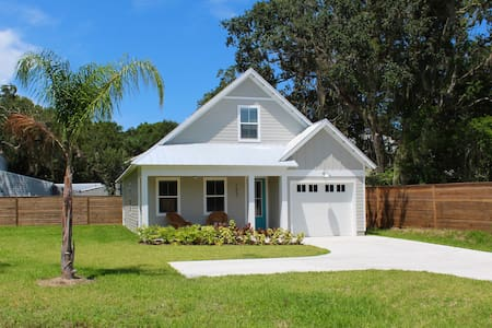 Beautiful New St Augustine Beach Home