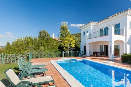 Pivate Luxury 4 bed golf Villa with pool at Arcos - Arcos de la Frontera