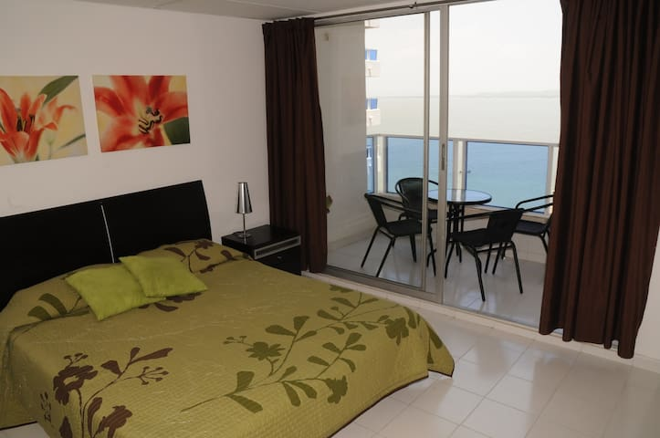 Comfortable and low cost studio - Cartagena De Indias (Distrito Turístico Y Cultural) - Apartment