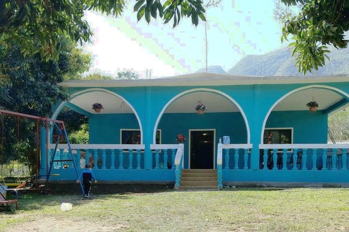 Huerta Tres Marias ( Casa del Rio)
