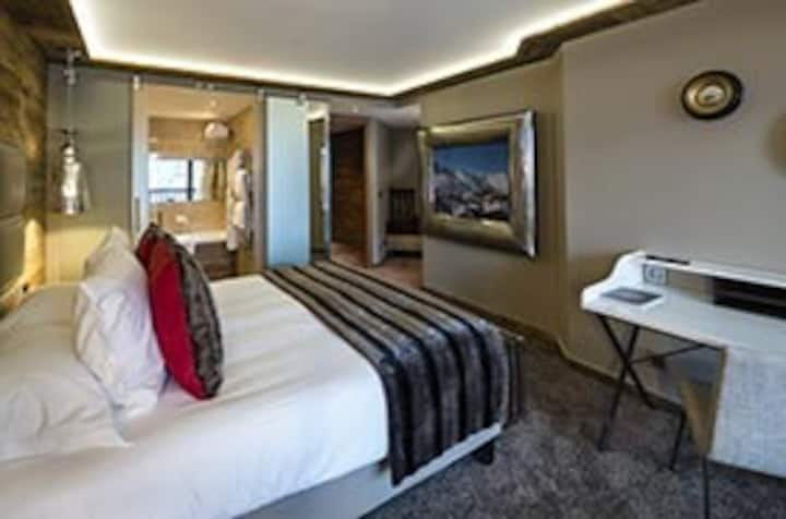 Superior room - KOH-I NOR 5* Hotel Val Thorens