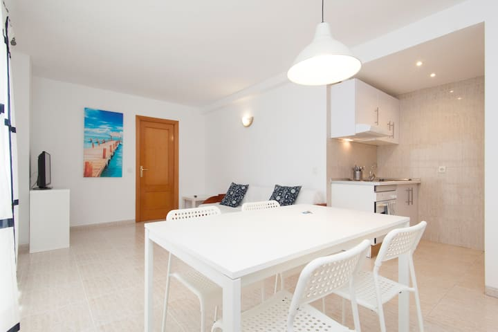 Wow! Apt near city and sea! - Palma de Mallorca - Apartemen