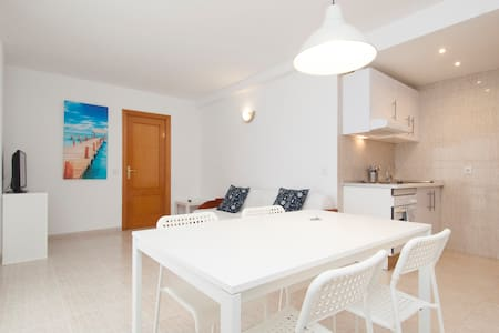 Wow! Apt near city and sea! - Palma de Mallorca