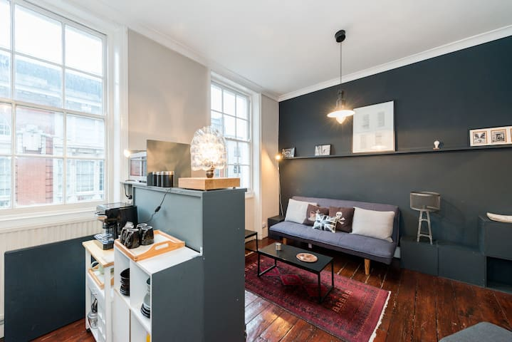 Near the centre of London NW1 1BA