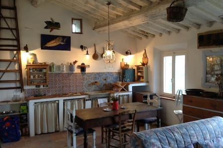 SMALL HOUSE IN TUSCANY COUNTRY - House