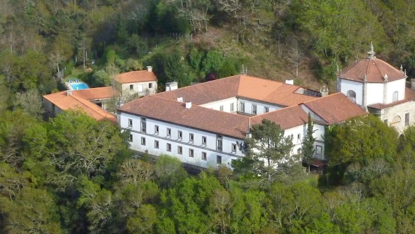 Mosteiro de São Cristóvão de Lafões - São Cristovão de Lafões - Bed & Breakfast