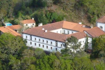 Mosteiro de São Cristóvão de Lafões - São Cristovão de Lafões