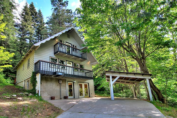 RIDGE VIEW RETREAT - Hot tub/views! - Leavenworth - Hus