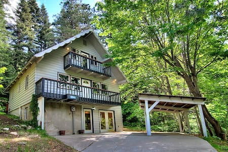 RIDGE VIEW RETREAT - Hot tub/views! - Leavenworth - Casa