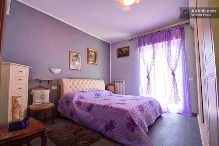 Apartment/ Villa 3 km from the sea,