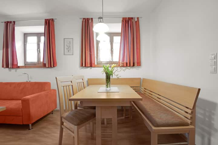 "Holiday Apartment ""Rafaser - Apartment Albina"" with Mountain View, Wi-Fi, Balcony & Garden; Pets Allowed"