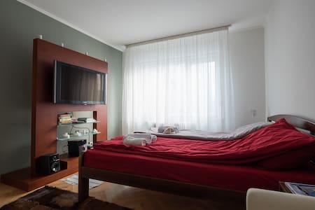 2 Bedroom Sunny&Spacious &  parking - Beograd - Apartamento