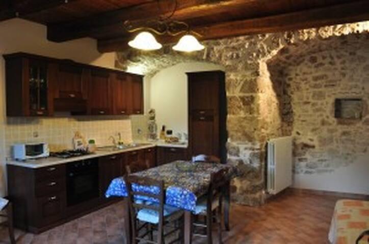 Splendido Appartamento - Sant'anatolia di Narco