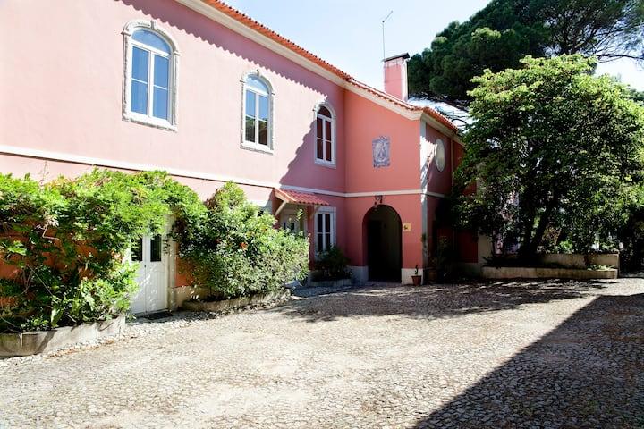 Romantic villa with private pool