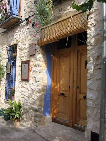 Ca Ferminet, un sueño rural. - benissili- la vall de gallinera - House