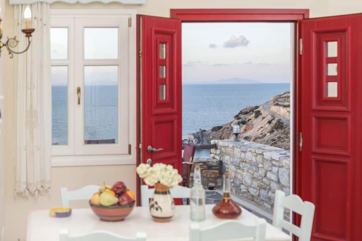 Villa Athina - Two bedroom villa with sea view