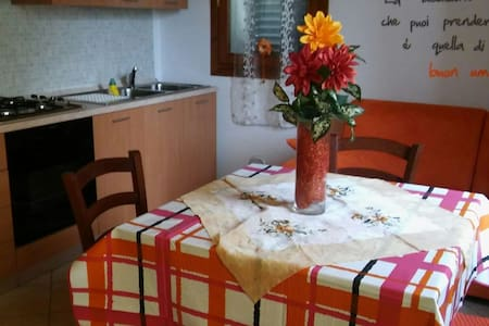 FATTORIA AI PAVONI appart. Rosso - Veneto, IT - Huoneisto