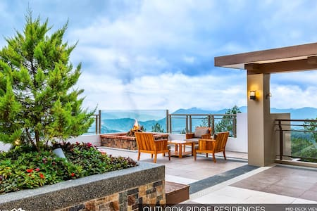 2 BR 2 TB Condo Unit with Unparalleled View - Baguio
