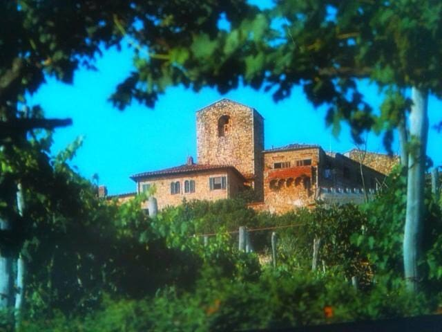 Fabulous apartment in Tuscan Castle - Panzano In Chianti - อพาร์ทเมนท์