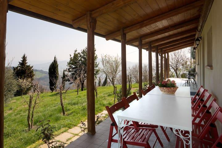 Depandance Sant'Apollinare Giglio - Mondaino - Apartamento