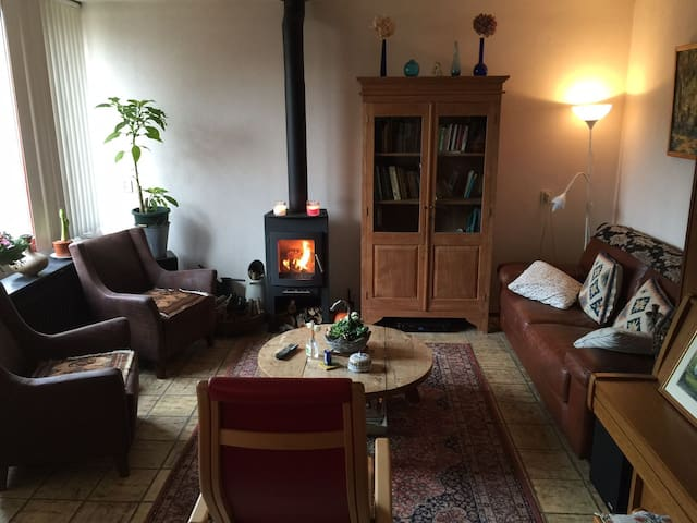 Gemeubileerde 4p houtskeletwoning  - Nieuwegein - Hus