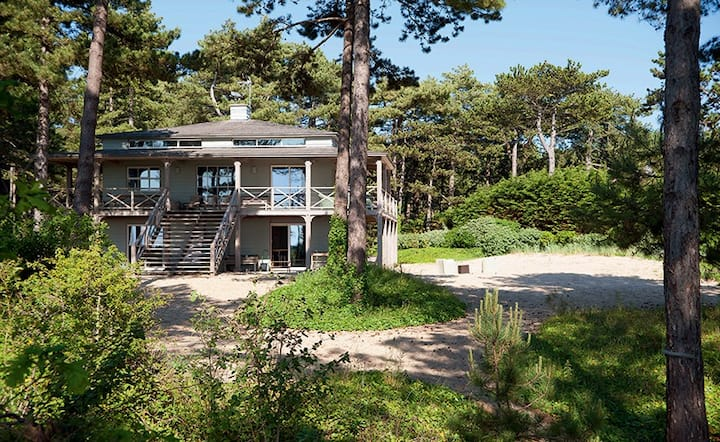 Gite unique au rez-de-sable d'un Lodge du Touquet