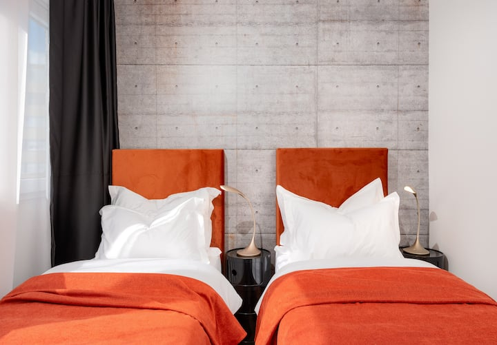 Skaline Luxury rooms - Concrete
