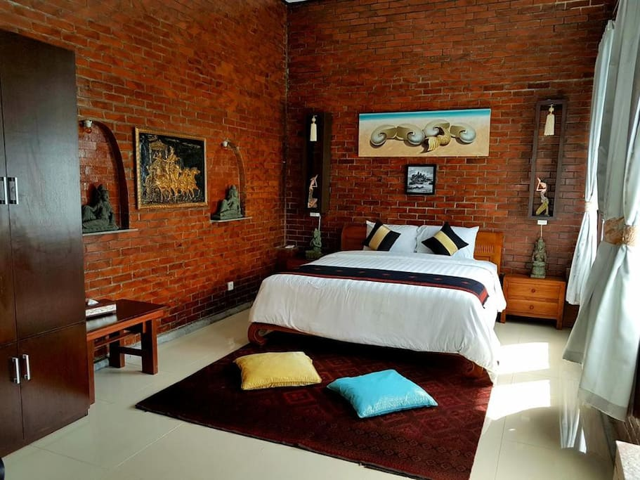 Private honeymoon room