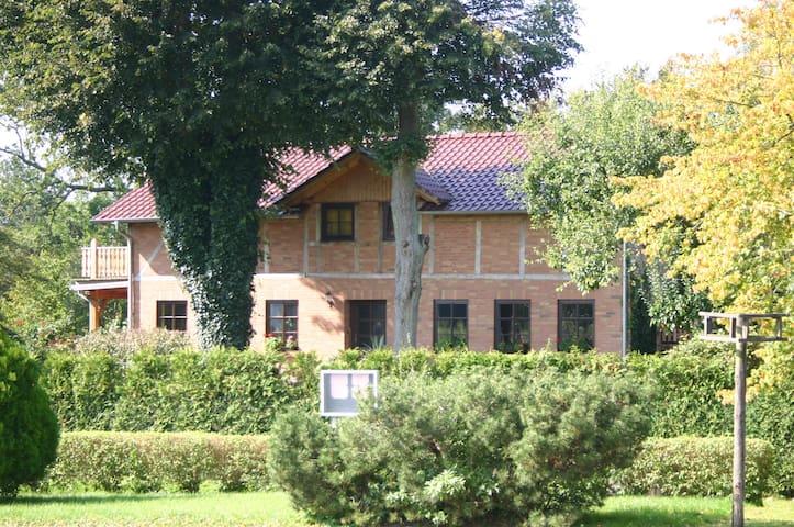 Ferienwohnung Baumann - Bartelshagen II bei Barth - Apartment