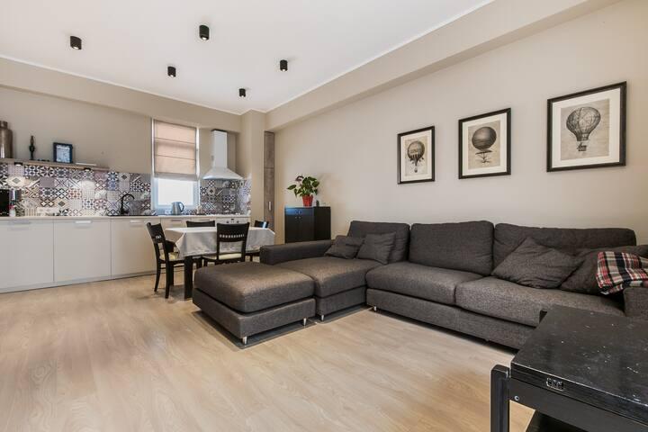 Ele's cozy home - Tbilisi - Appartement