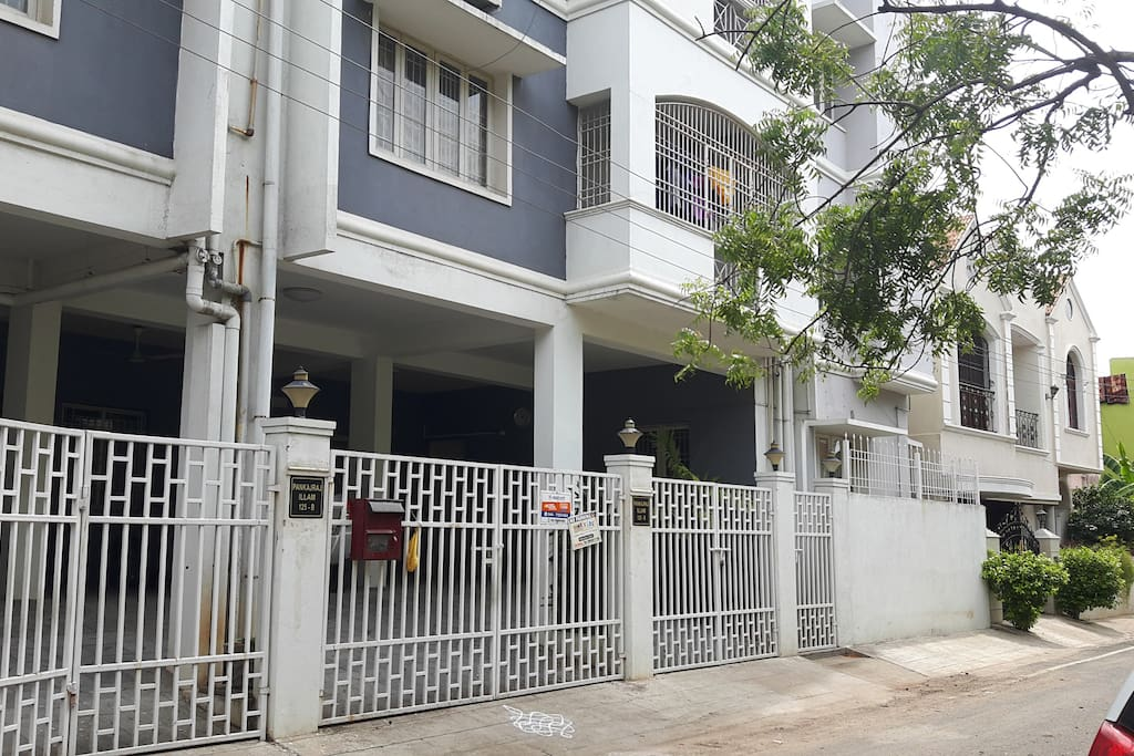 Beautiful furnished one bhk apartment in chennai apartments for rent in chennai tamil nadu india for 3 bedroom apartments in chennai