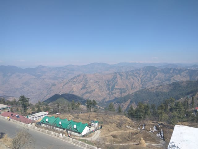 Homely Stay in Kufri - Shimla