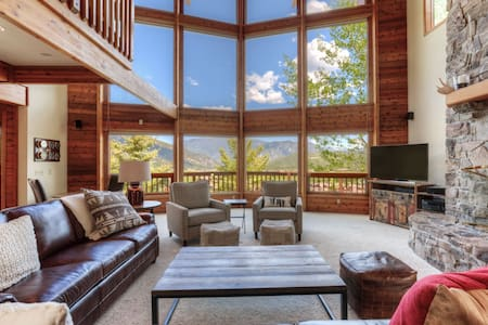 Stunning Views and Room to Play - Big Sky