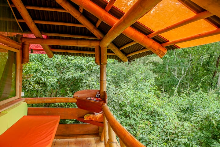 Bamboo Chalet - Mariri Jungle Lodge
