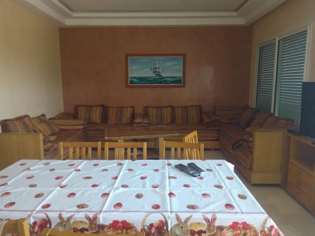 Your Private apartment at Skhirat Beach