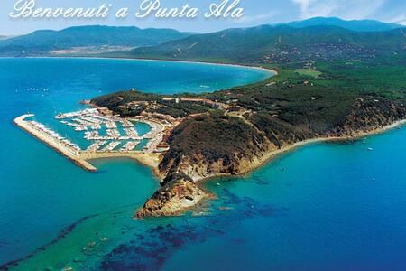 Punta Ala, appartamentino al porto