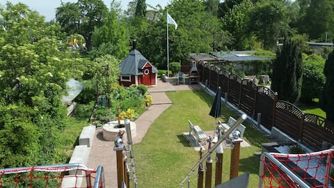 Special and cute holiday home close to the Eifel