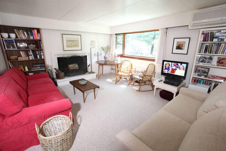 East Hampton - Comfy 2 Bedrooms - Private Harbor