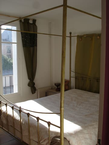 Chambre lit en 160 !